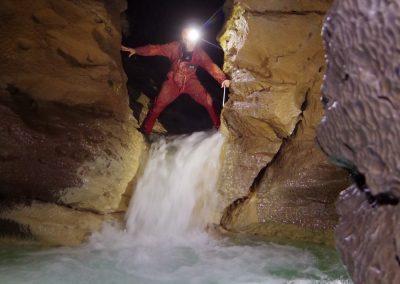 Cascade de la rivière de Gournier