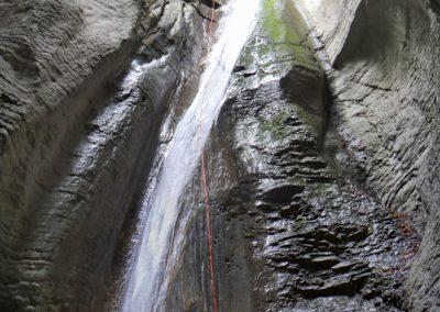 Cascade de 40 mètres