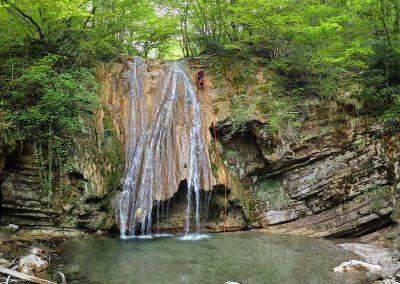 Canyon Alloix Grenoble Chambéry