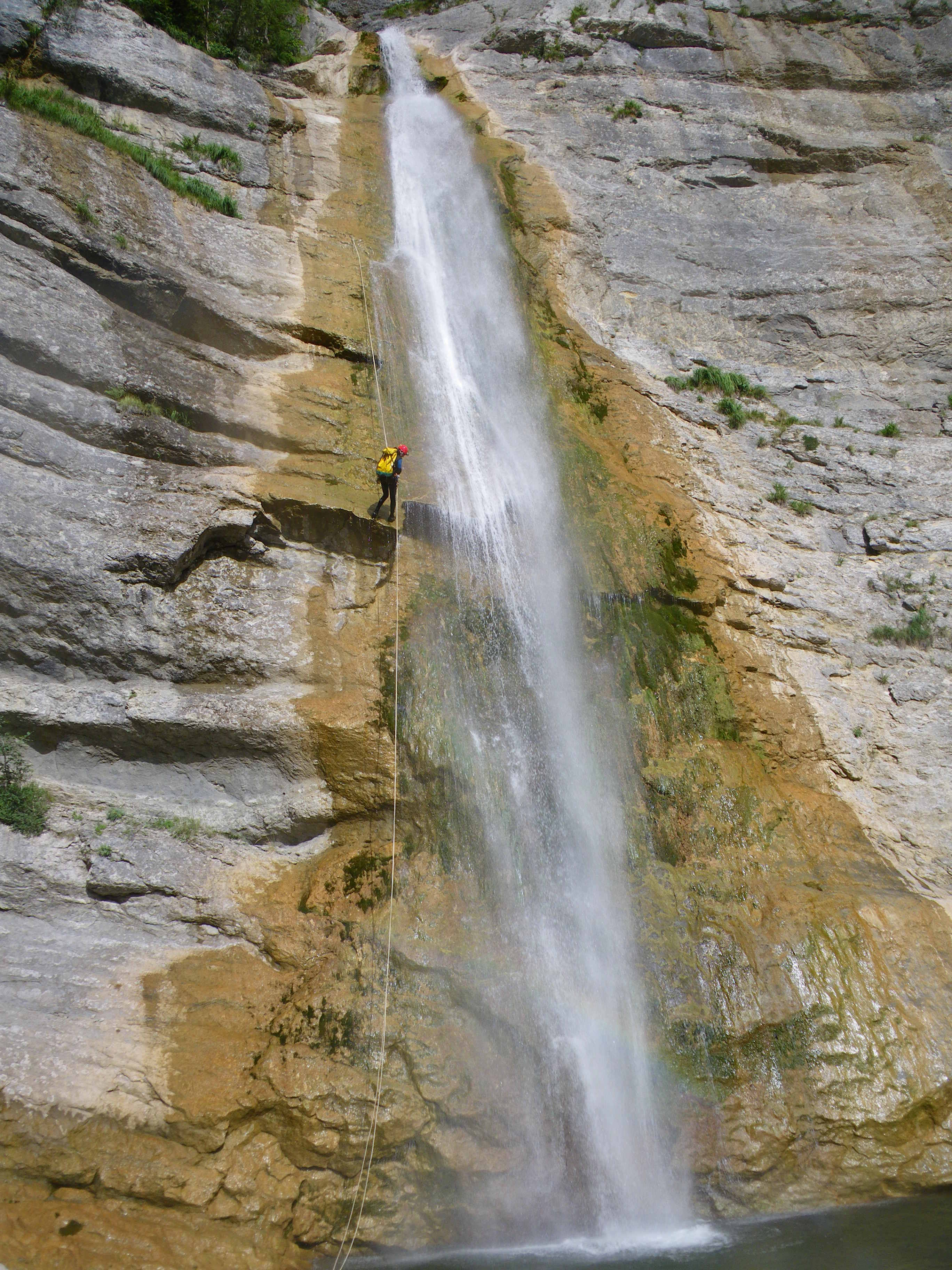 canyons journée