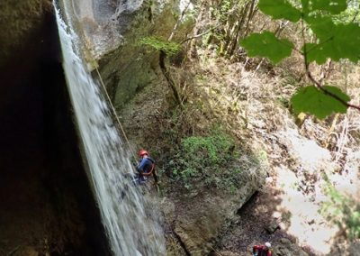 Cascade Pissarde