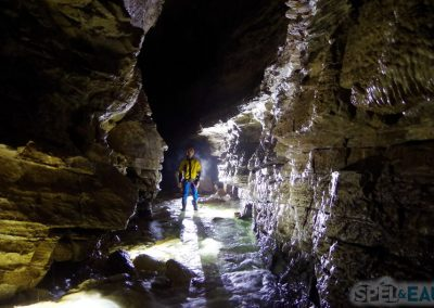 rivière souterraine cuves sassenage spéléologie grenoble