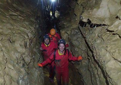 rivière souterraine Cavale spéléologie bauges Feclaz Revard